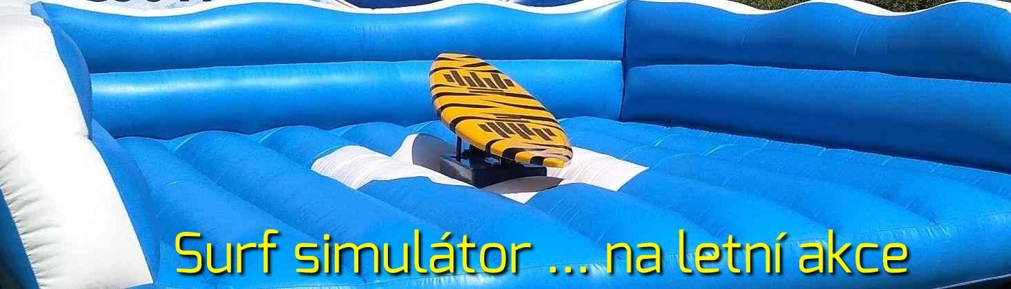 Zábavné atrakce a simulátory